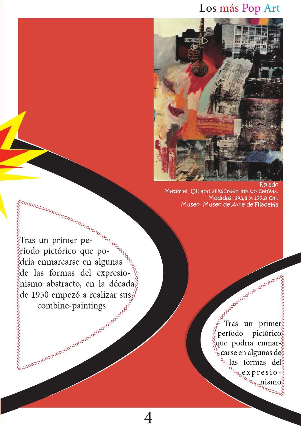 Los más Pop Art by Paula Andrea Ortiz P - issuu