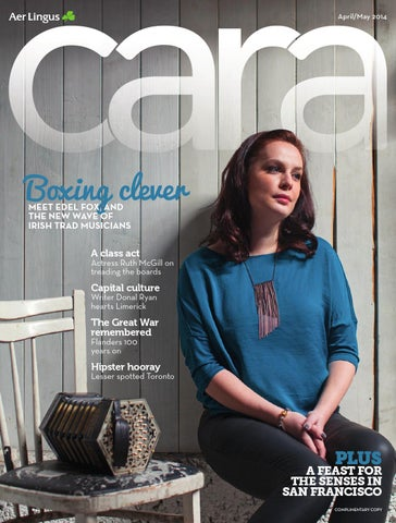 8634dc69af7b3 Cara April May 2014 by Image Publications - issuu
