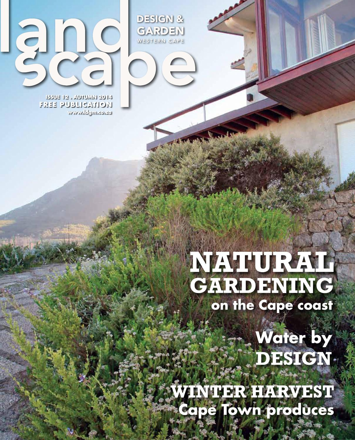 Landscape Design Garden Magazine Autumn 2014 by