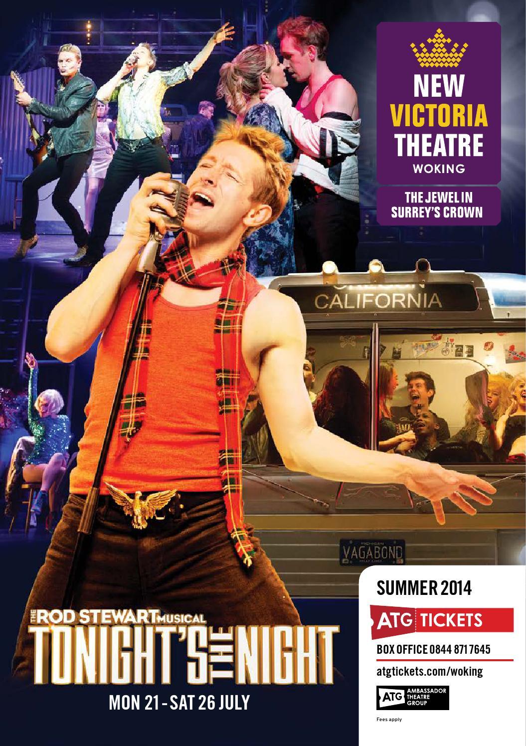06acfcd02b5f6 New Victoria Theatre Woking Summer 2014 Brochure by ATG Tickets - issuu