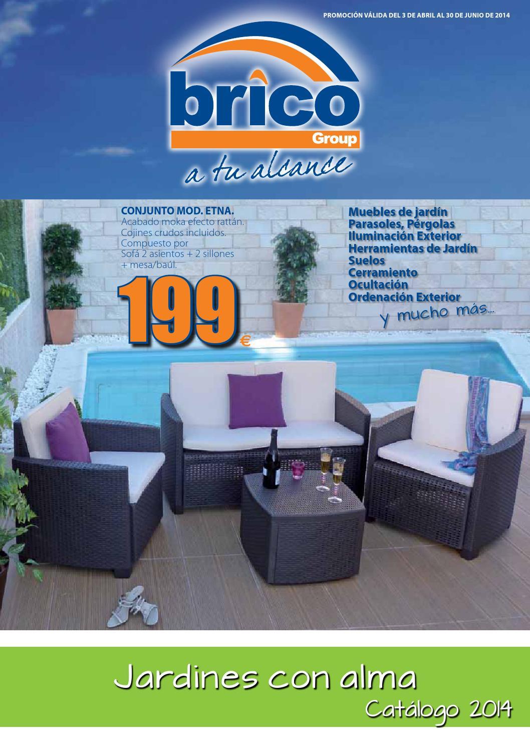 Catálogo jardin 2014 \