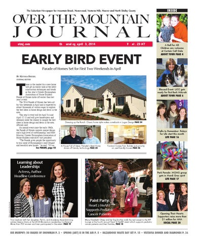 April 3 2014 By Over The Mountain Journal Issuu