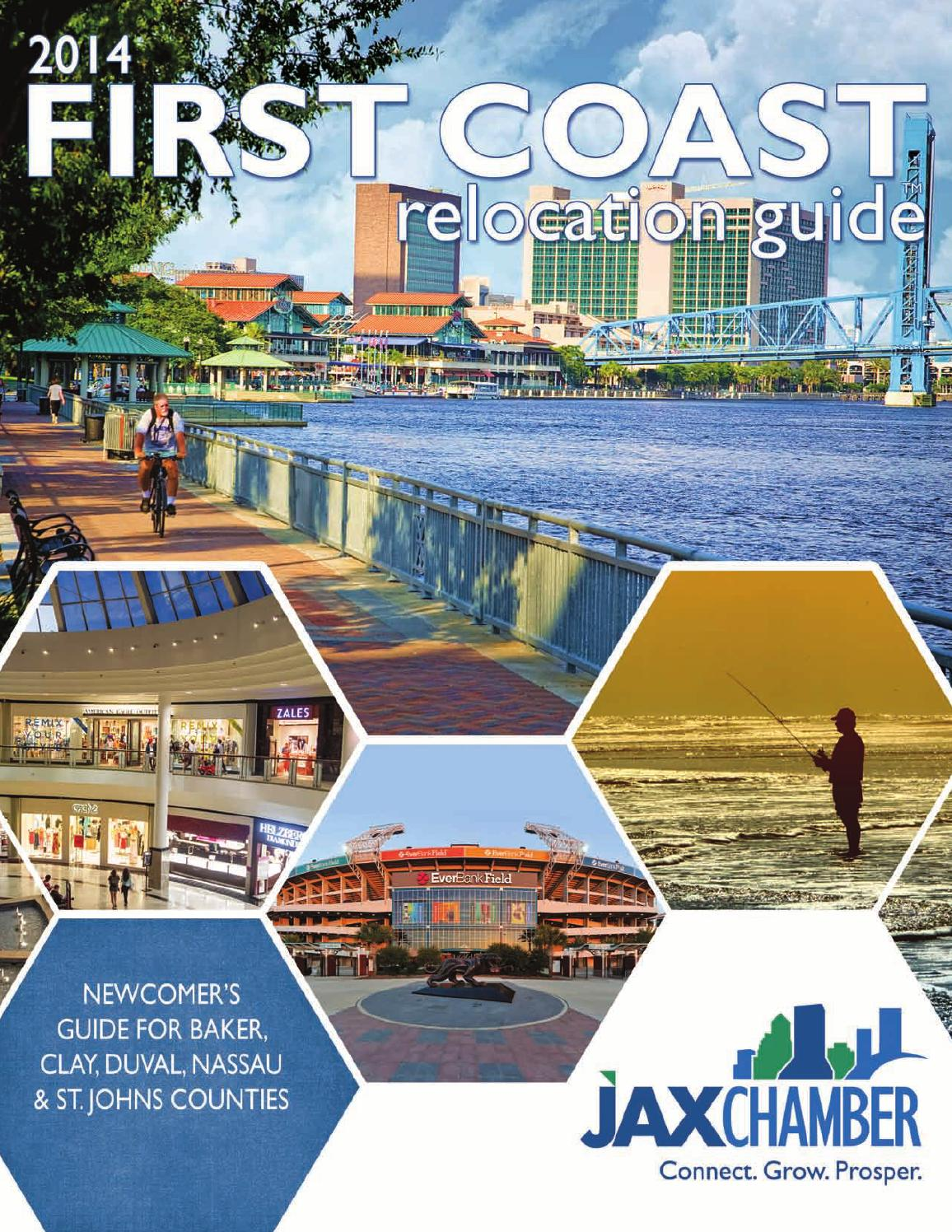 buy online f6839 81485 2014 First Coast Relocation Guide by Heritage Publishing - i