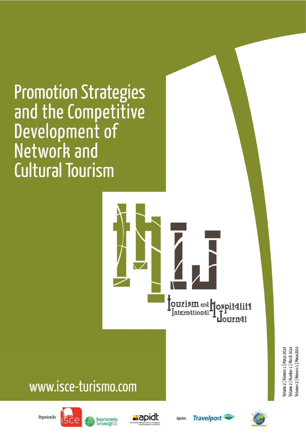 Promotion strategies and the competitive development of network and promotion strategies and the competitive development of network and cultural tourism by thijournal issuu fandeluxe Image collections