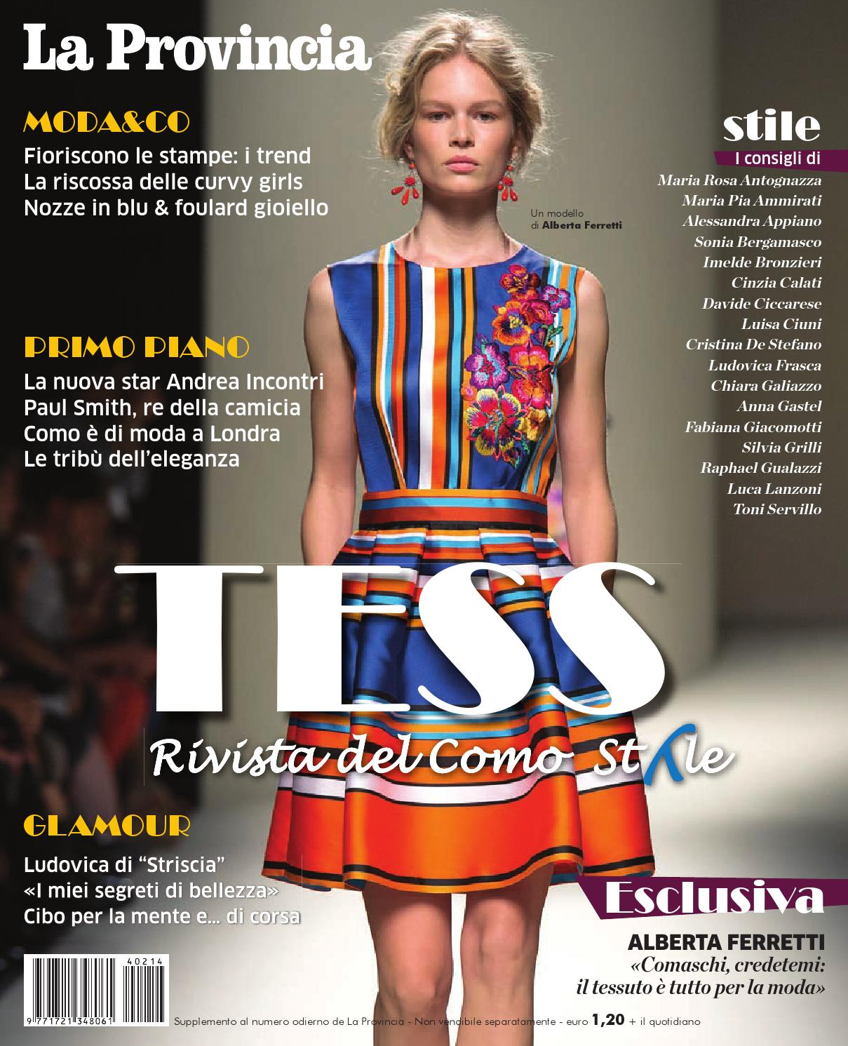9e932088b6 Tess by antonella corengia - issuu