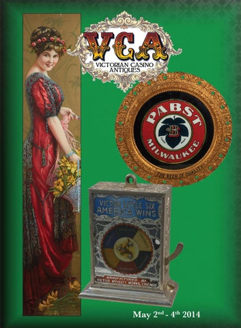c64a8418f5 Victorian Casino Antiques May 2-4 2014 Auction Catalog by Victorian ...