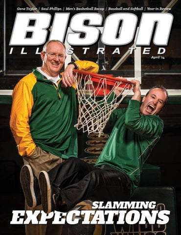 b9ba0d1a09f Bison Illustrated April 2014 by Spotlight Media - issuu