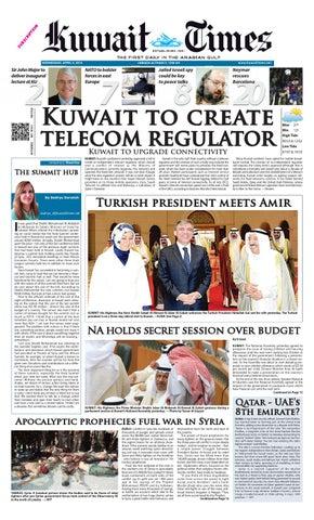 2nd Apr By Kuwait Times Issuu