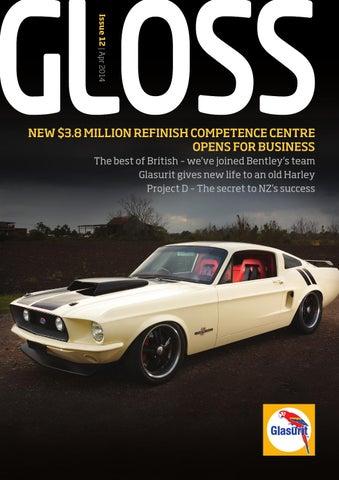 Gloss Magazine Issue 12 by BASF Australia and New Zealand