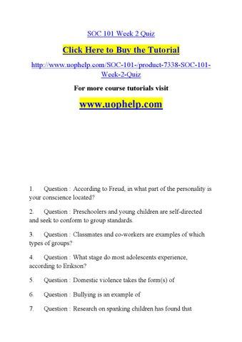 Spanking quiz