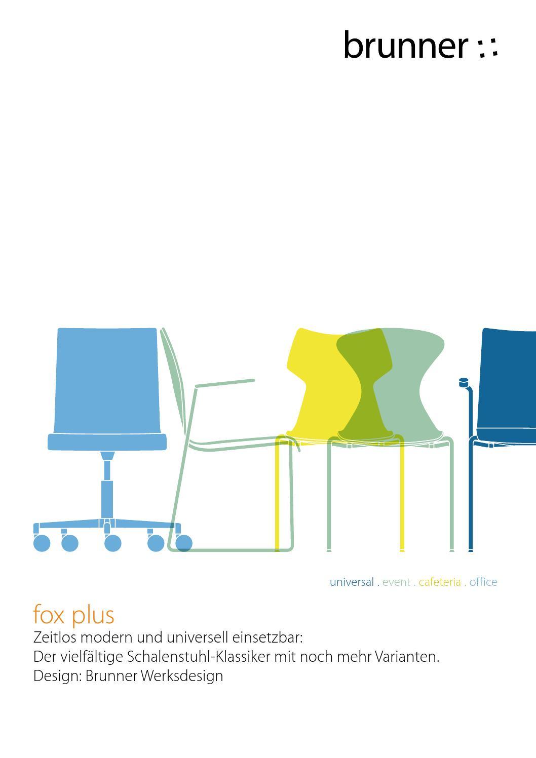 fox plus 2014 brunner de by brunner gmbh issuu. Black Bedroom Furniture Sets. Home Design Ideas