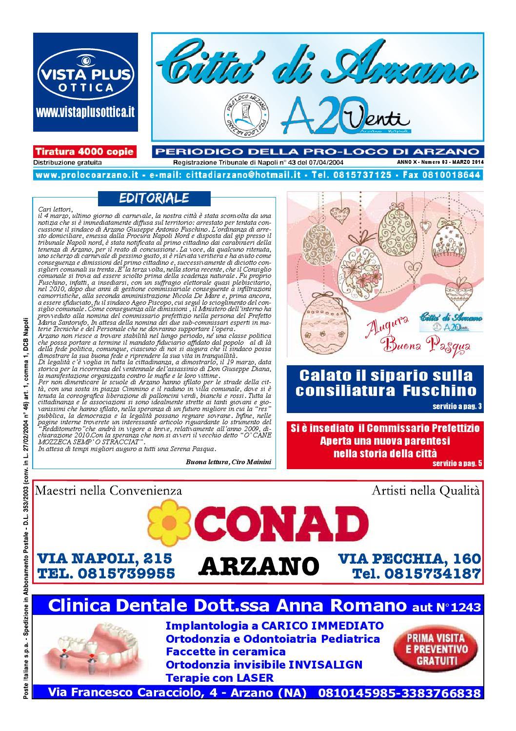Italia Ceramiche Arzano Na.A 20 Marzo 2014 By Proloco Arzano Issuu