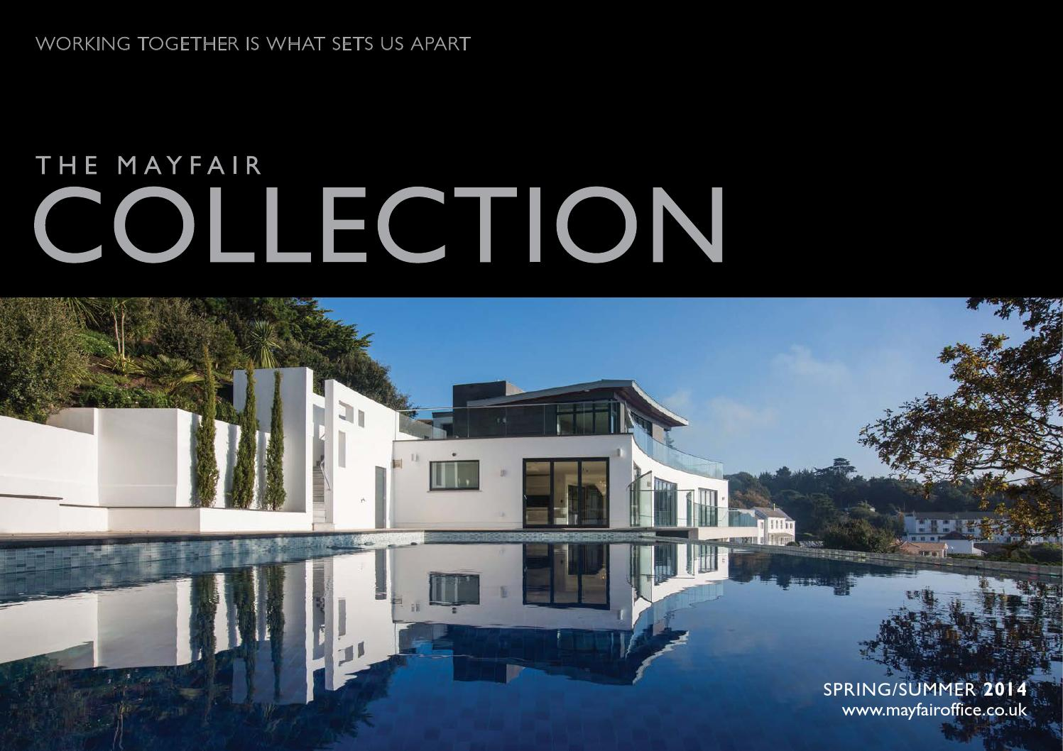Mayfair Collection Spring/Summer 2014 edition by PelusaCreate - issuu