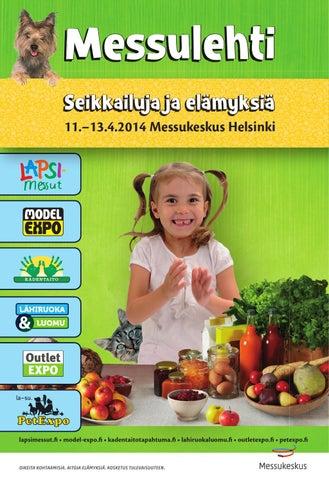 Messulehti 11.-13.4.2014 by Messukeskus - issuu d475f97a0a