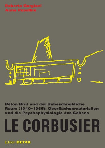 LE CORBUSIER by DETAIL - issuu