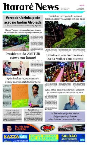 Jornal Itararé News Regional - Edição 61 by Ita News - issuu 8012fc7be4