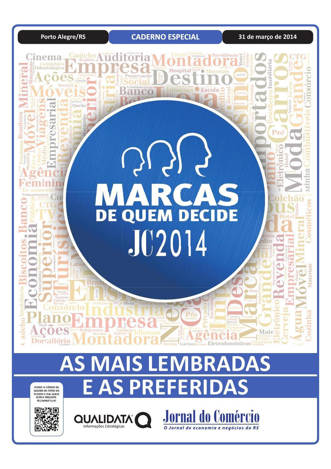 fcad554200 MDQD2014 by Jornal do Comércio O jornal de economia e negócios do RS - issuu