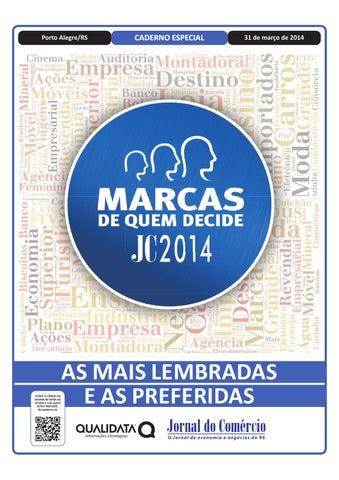 a7bf7c24dc78b MDQD2014 by Jornal do Comércio O jornal de economia e negócios do RS ...