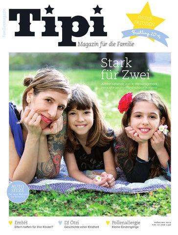 Tipi - Magazin für die Familie Frühjahr2014 by PPH Media