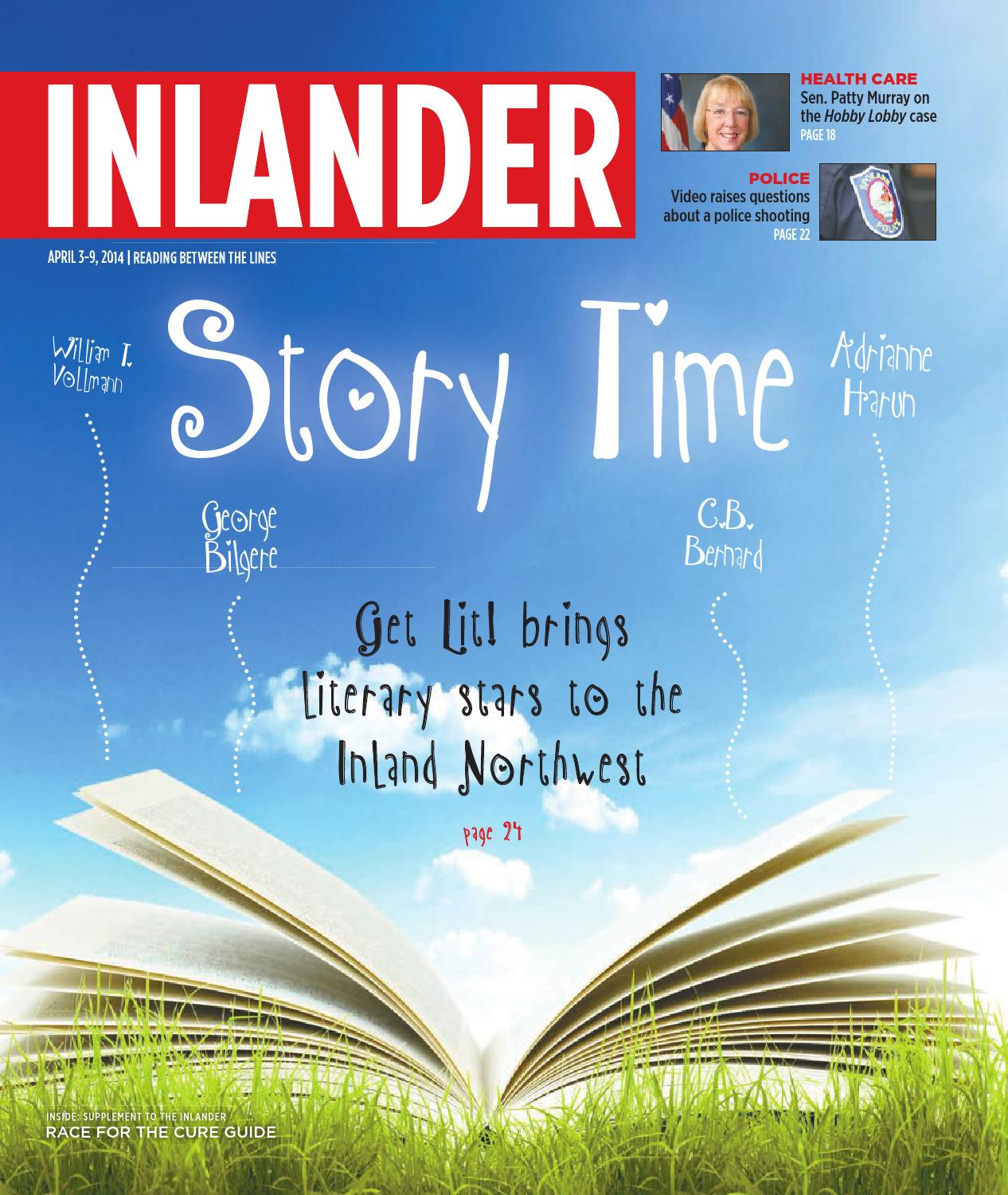 Inlander 04/03/2014 by The Inlander - issuu