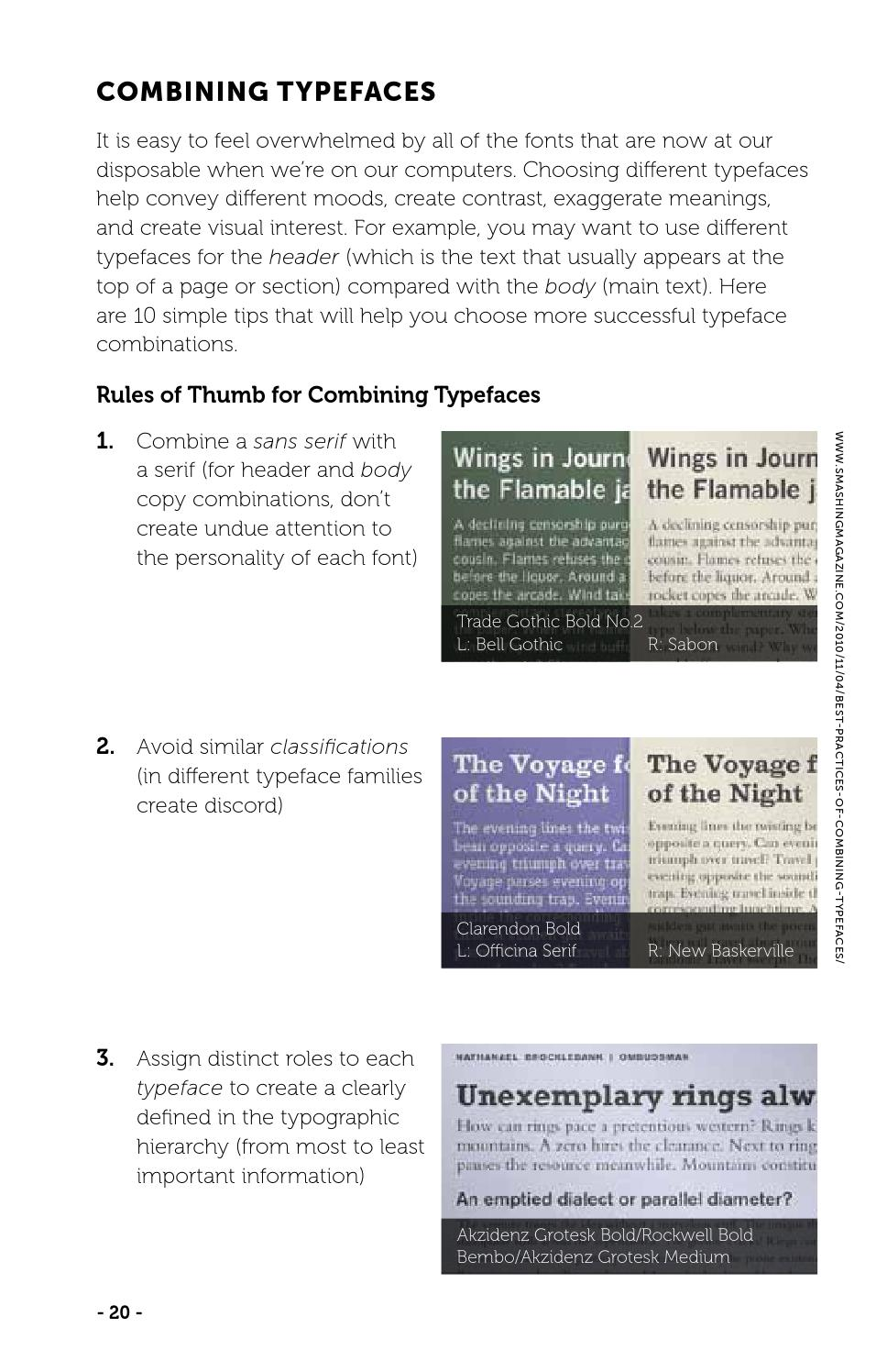 No5) An Introduction to Typography by The Public - issuu