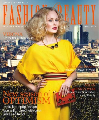 100c90a32b6 Fashion Beauty Milan Apr May 2014 by Fashion   Beauty Milan - issuu