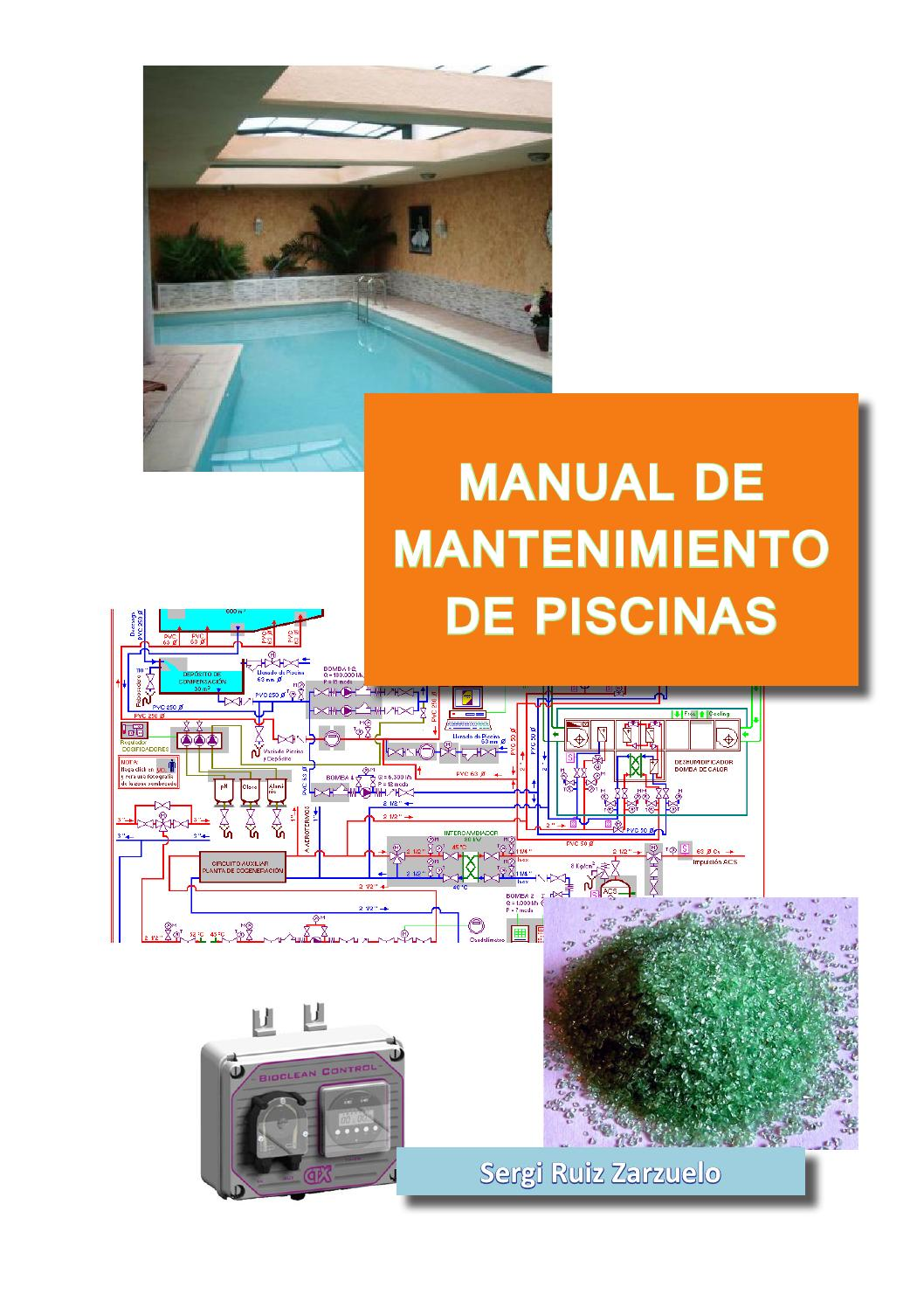 manual de mantenimiento de piscinas by sergi ruiz issuu