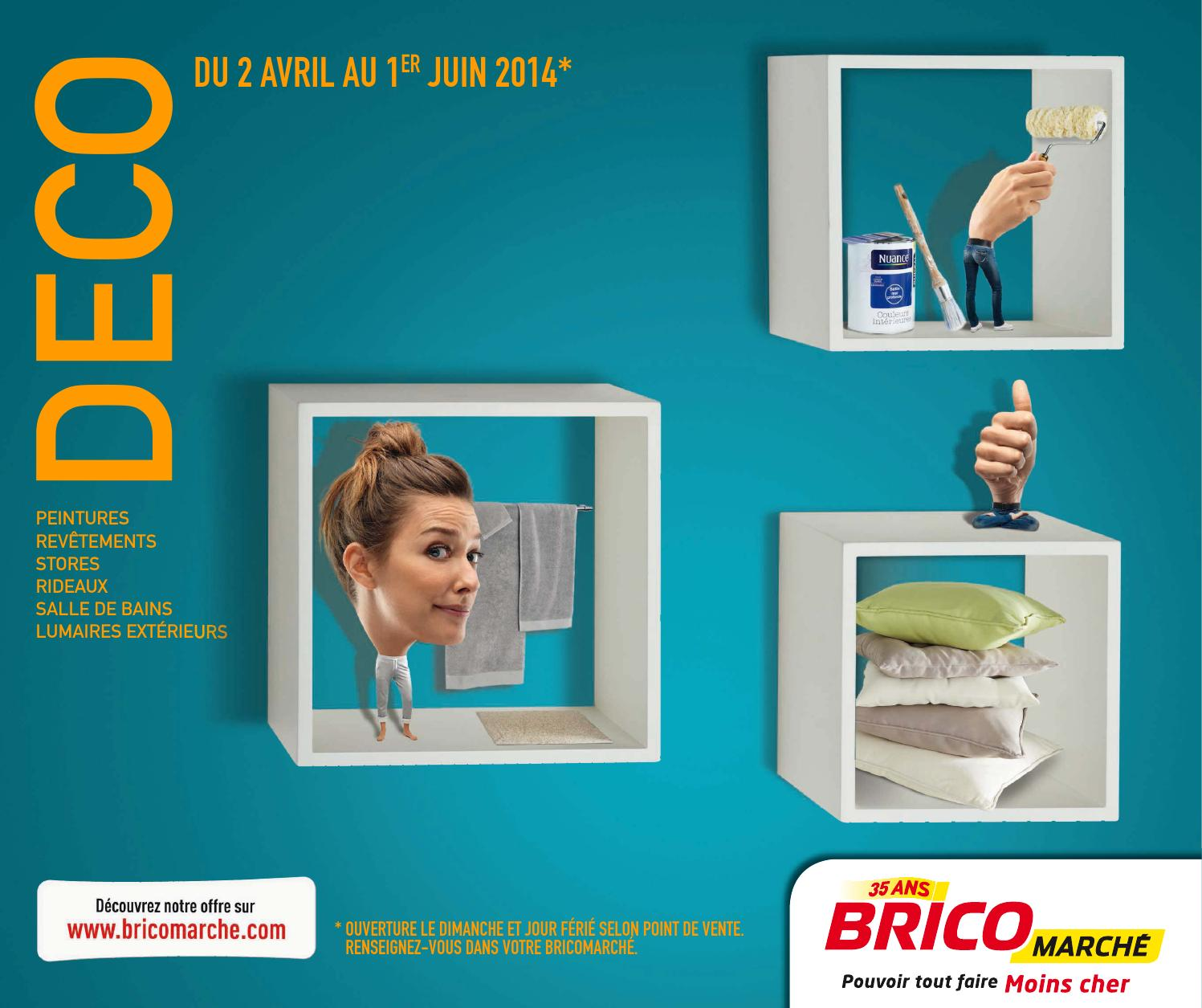 Catalogue Bricomarche 2 04 1 06 2014 By Joe Monroe Issuu