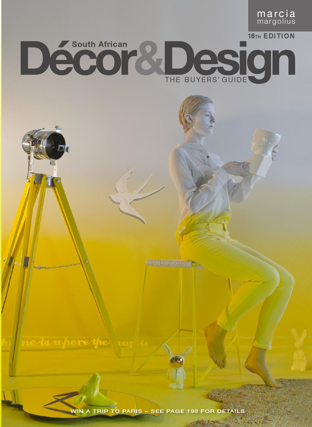the buyers guide 17th edition by sa decor design issuu