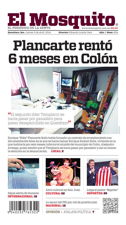 El Mosquito : Abril 3 by El Mosquito El periódico de la gente - issuu