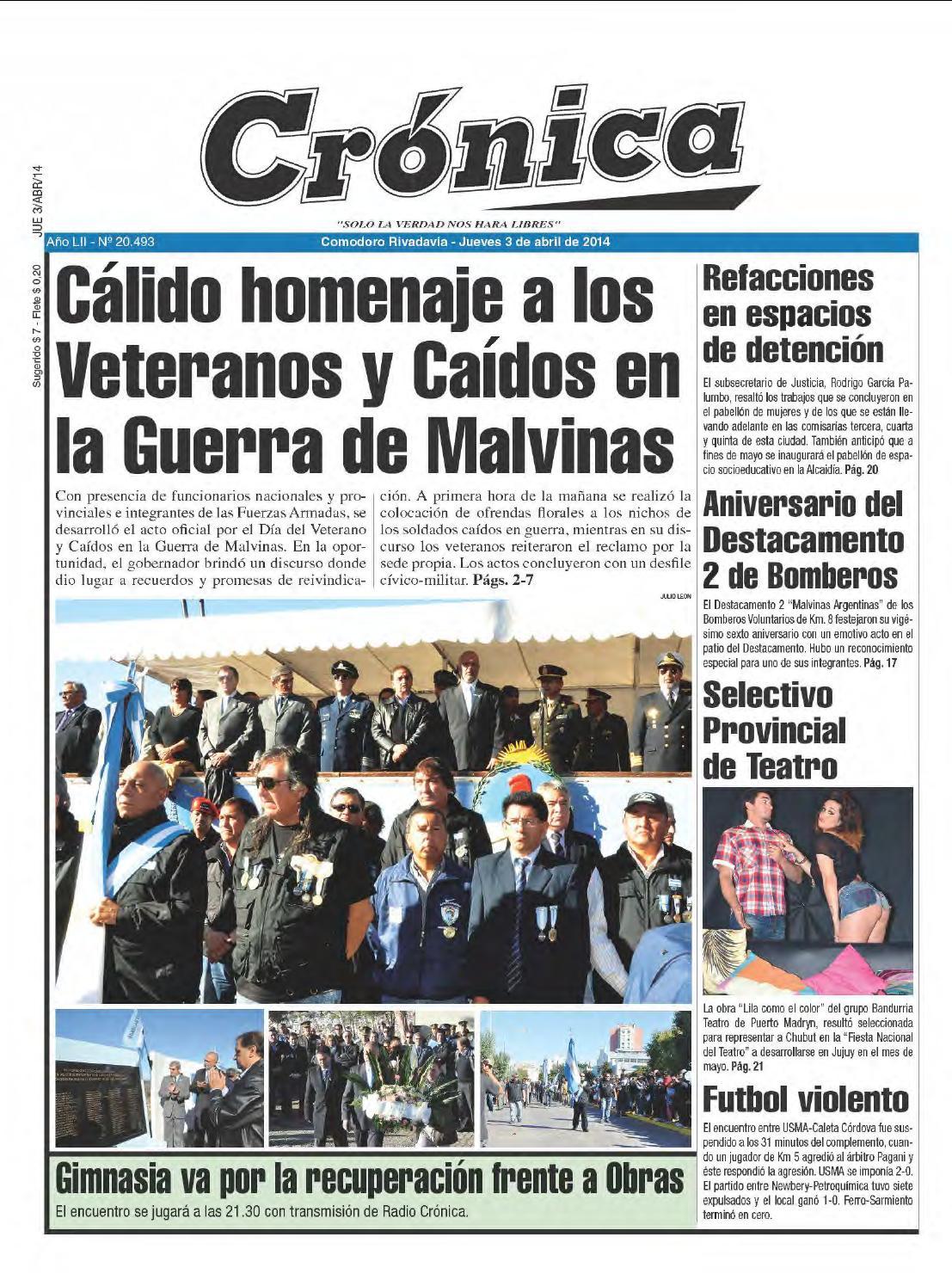 new concept 022cd b1857 D3125894c3c4aee0191ae9f6e32bef05 by Diario Crónica - issuu