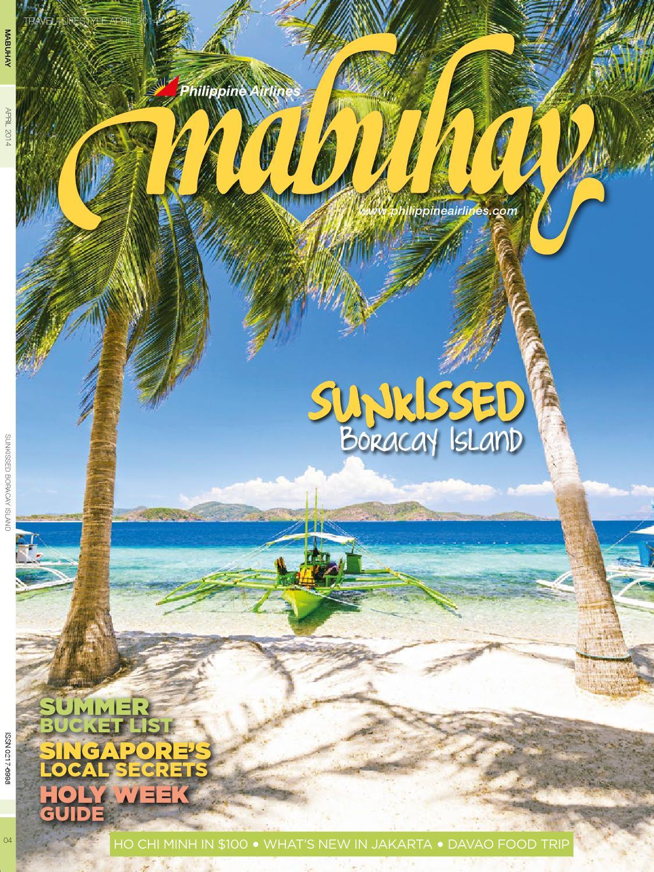 Mabuhay Magazine, April 2014 by Eastgate Publishing Corporation - issuu