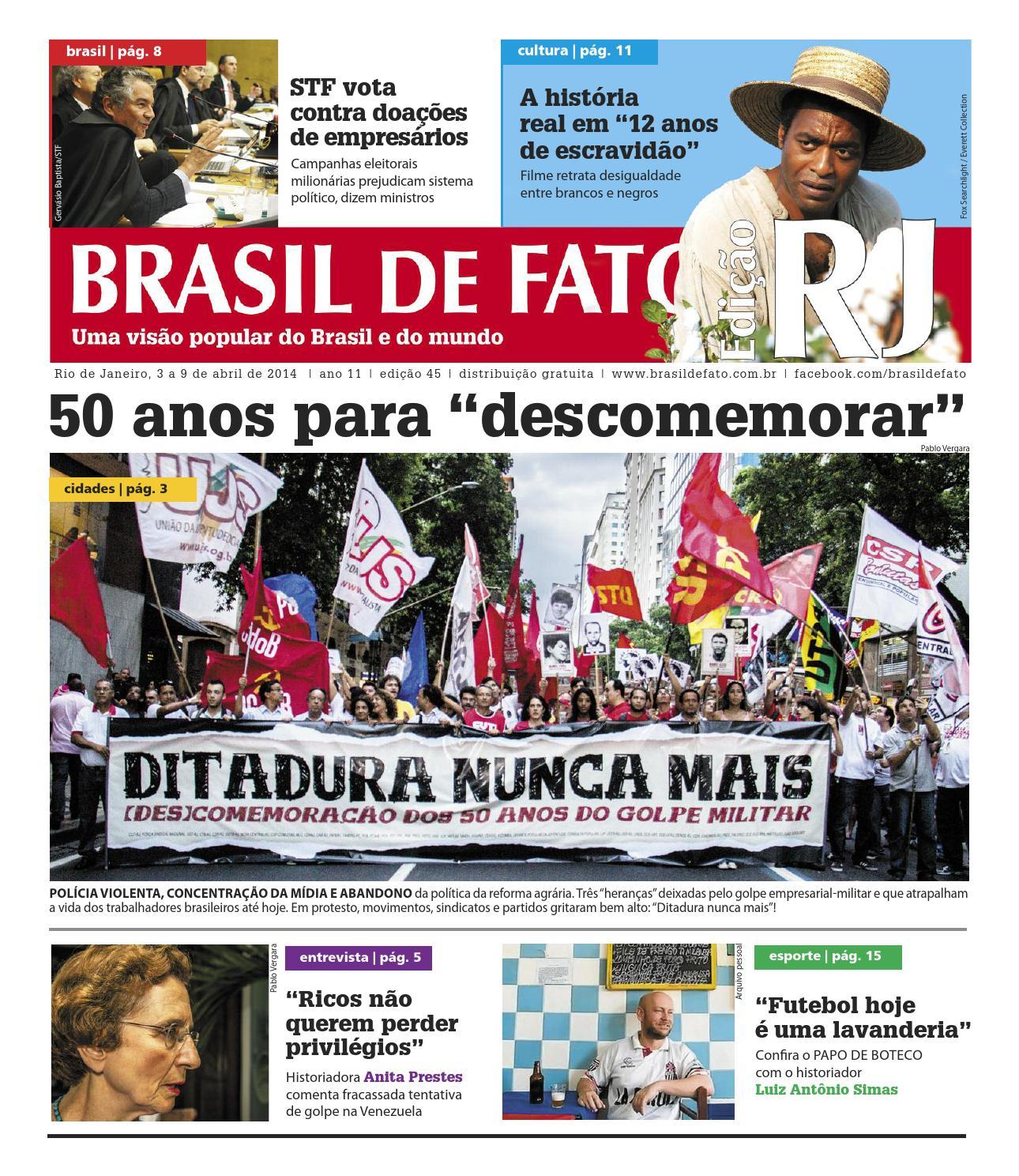 Brasil de Fato RJ - 045 by Brasil de Fato - RJ - issuu ca041dc7469