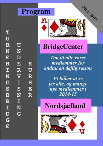 nordsjællands bridgecenter