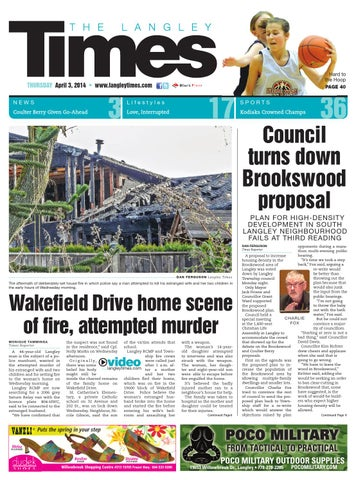 Langley Times April 03 2014 By Black Press Issuu