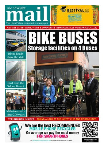 Issue 30 - The Isle of Wight Mail by Isle of Wight Mail - issuu