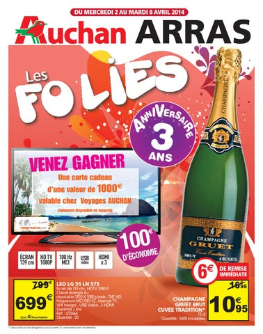 Catalogue Auchan Du 2 Au 8 Avril By Anti Crisefr Issuu