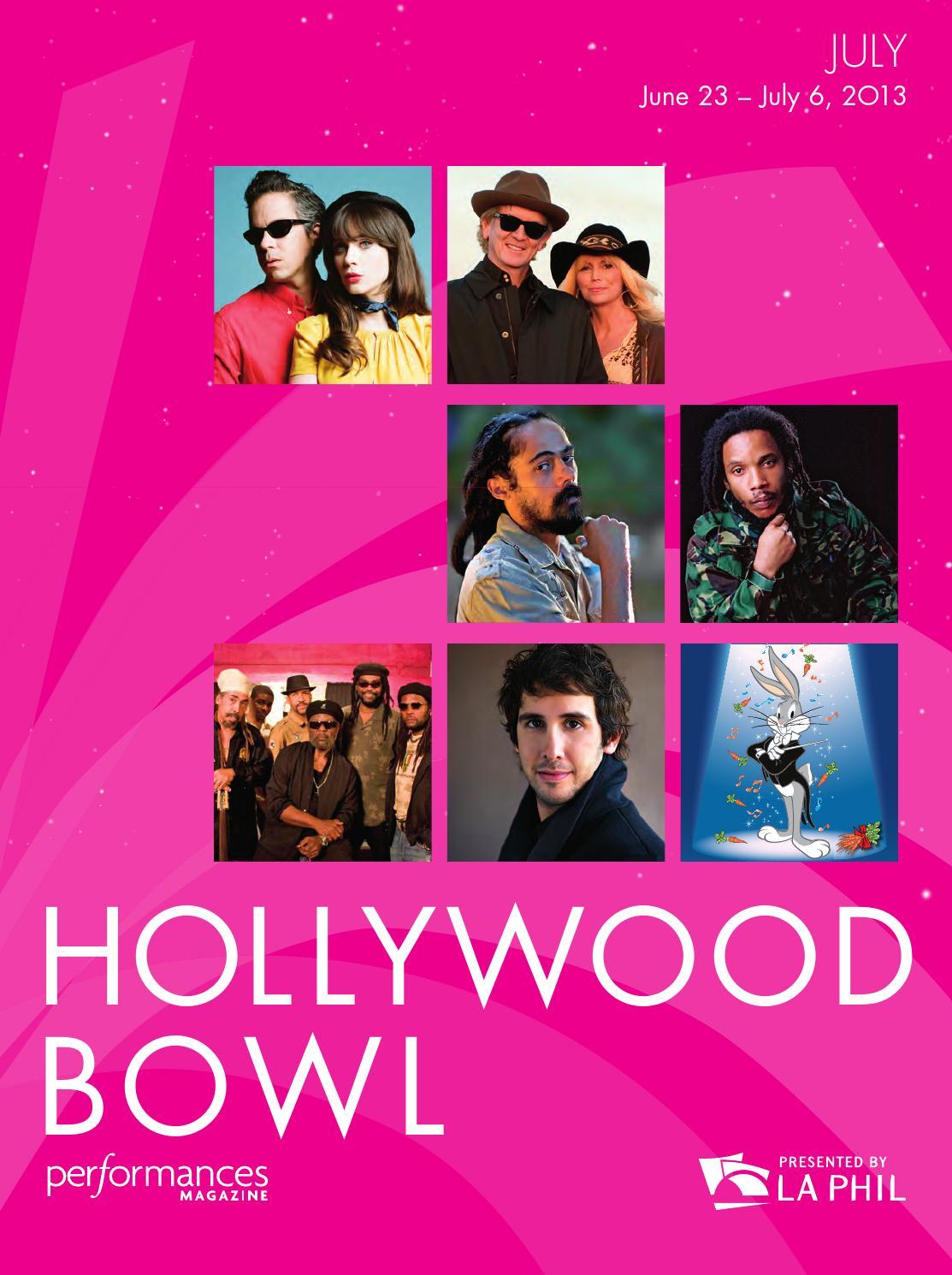 b40ce9cfb1b712 Hollywood Bowl Magazine by SoCalMedia - issuu