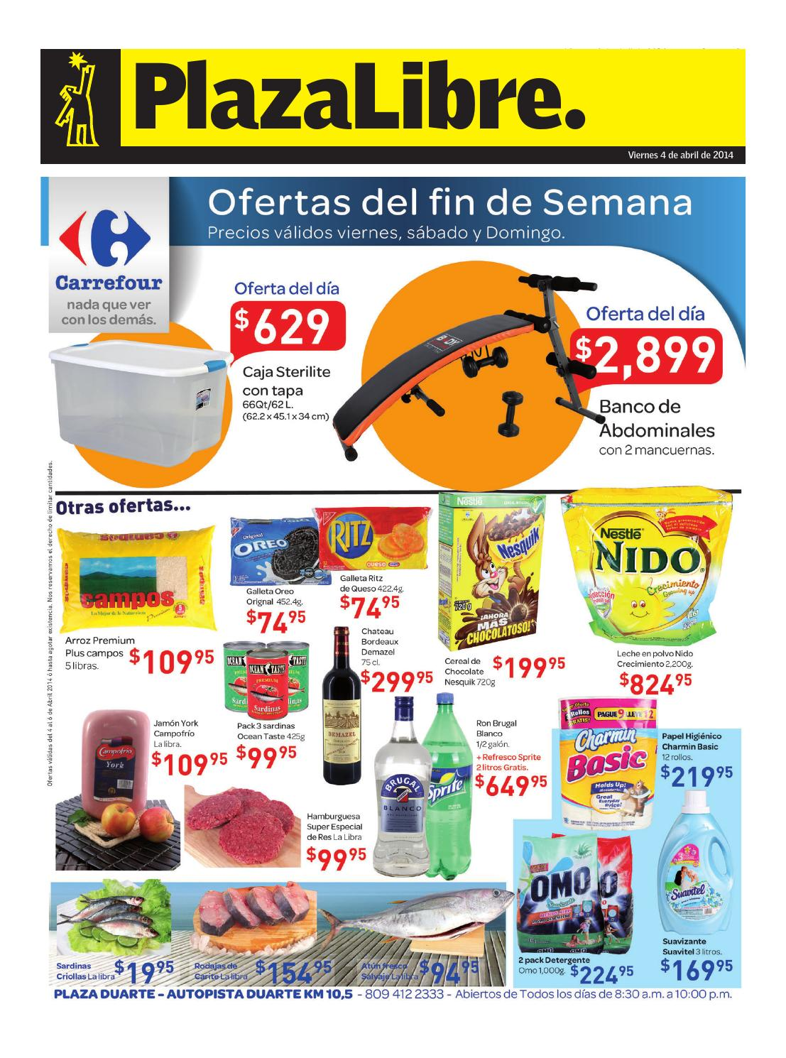 Pl20140404 by Grupo Diario Libre, S. A. - issuu