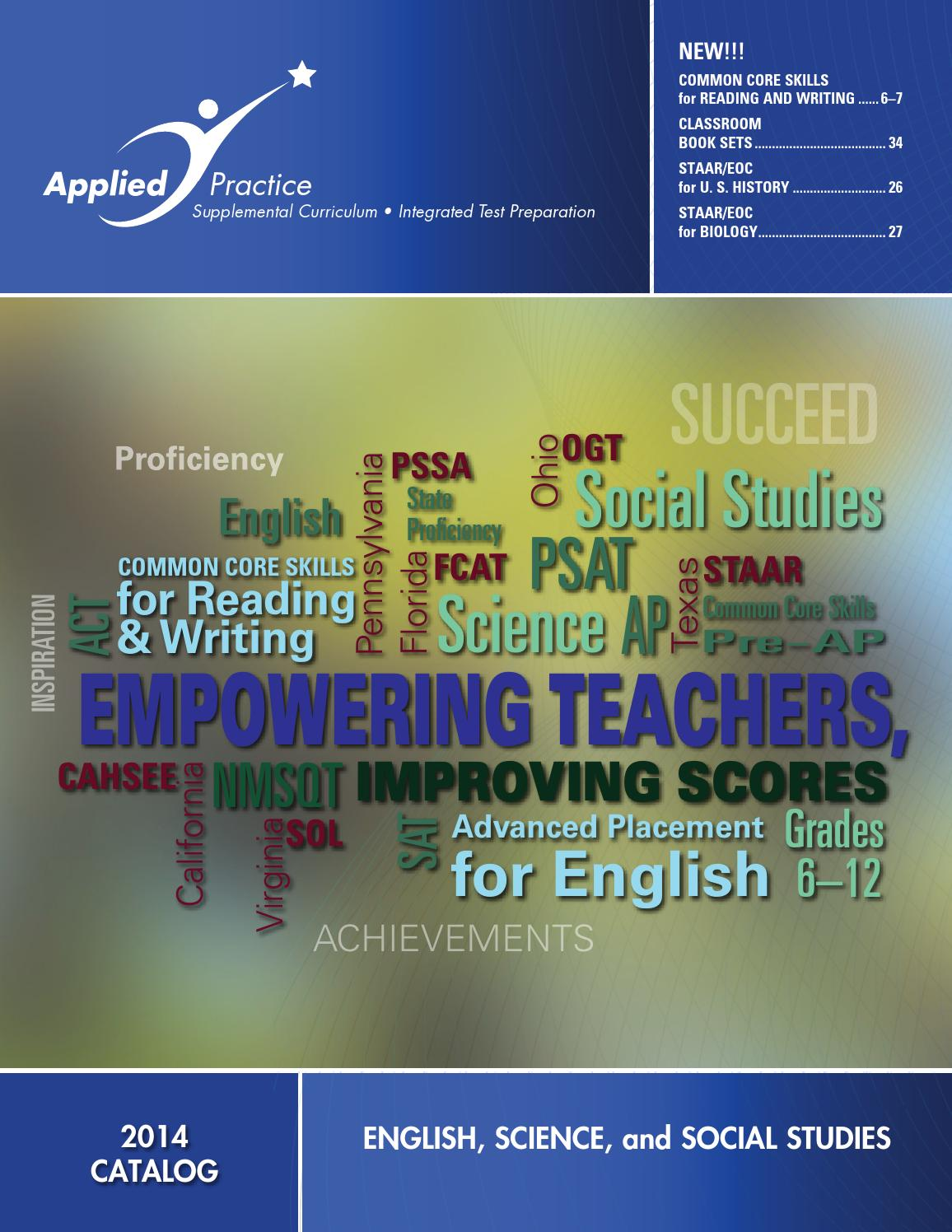 Workbooks florida us history eoc assessment test prep workbook : Applied Practice, Ltd by Applied Practice, Ltd - issuu