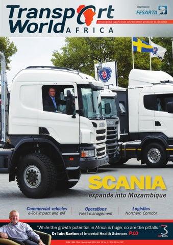 Transport World Africa Mar/Apr 2014 By 3S Media   Issuu