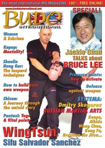 6a1e92dbe Martial arts magazine budo international april 2014 by Budo ...