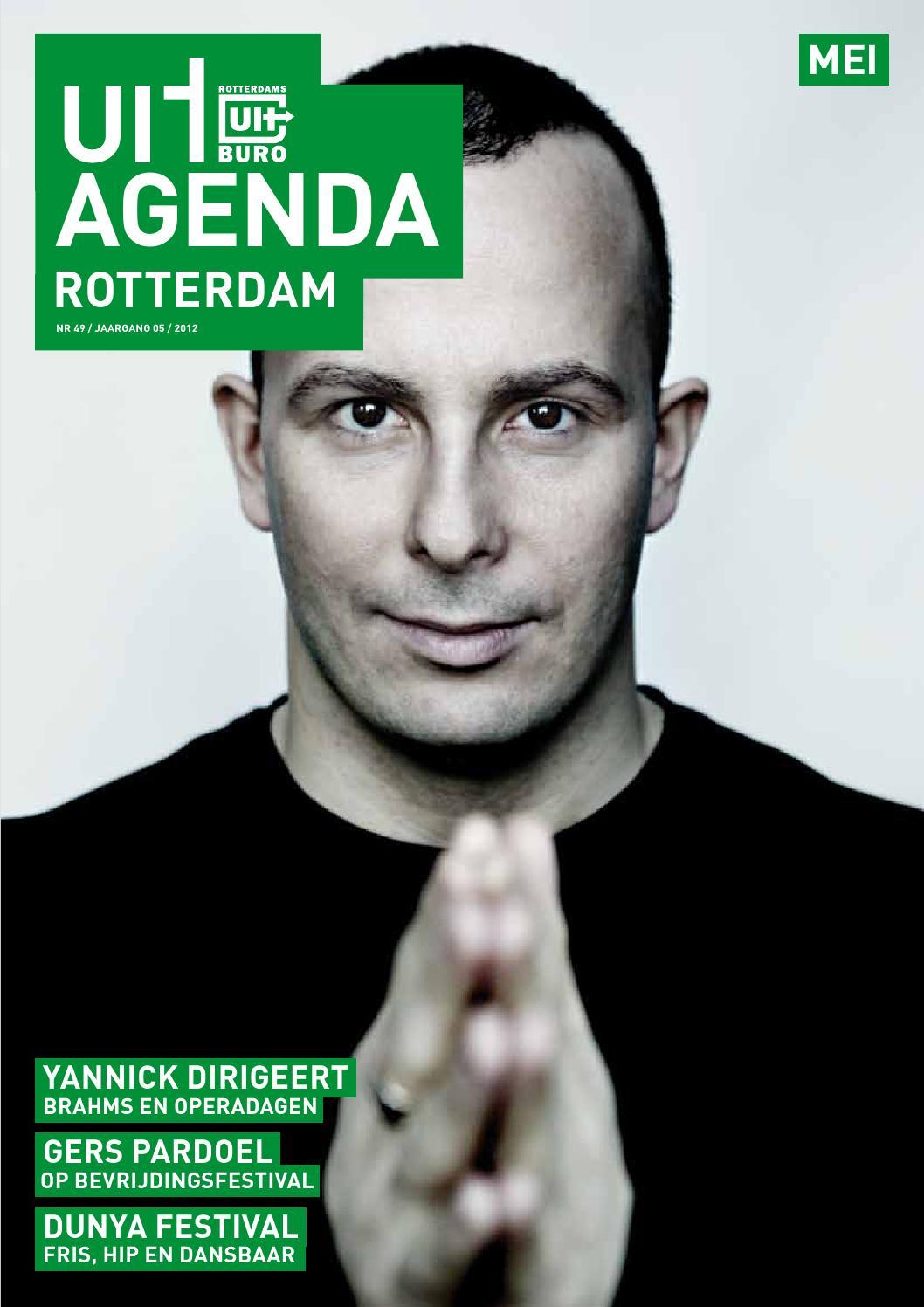 Uitagenda rotterdam mei 2012 by rotterdam festivals issuu for Uit agenda rotterdam