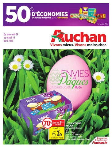 fafaa7f668e Catalogue Auchan du 9 au 15 avril by Anti-Crise.fr - issuu