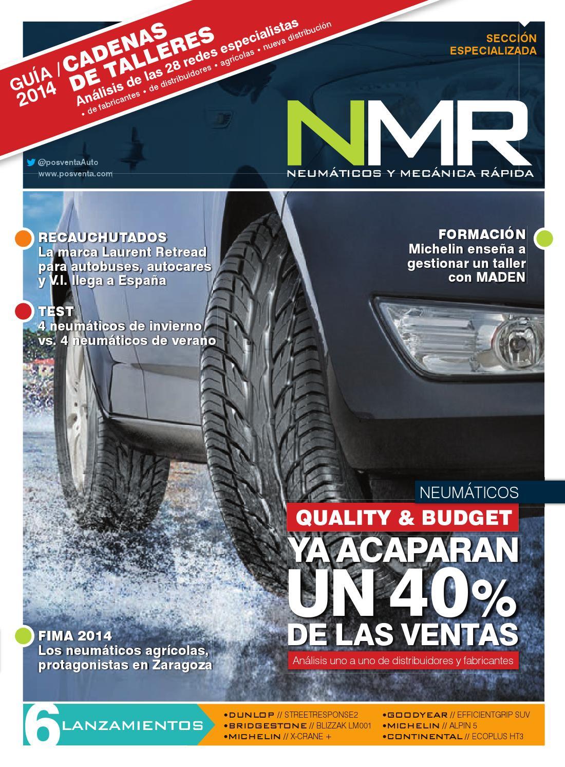 Neumáticos y Mecánica Rápida nº 119 by Digital Newspapers S.L. - issuu