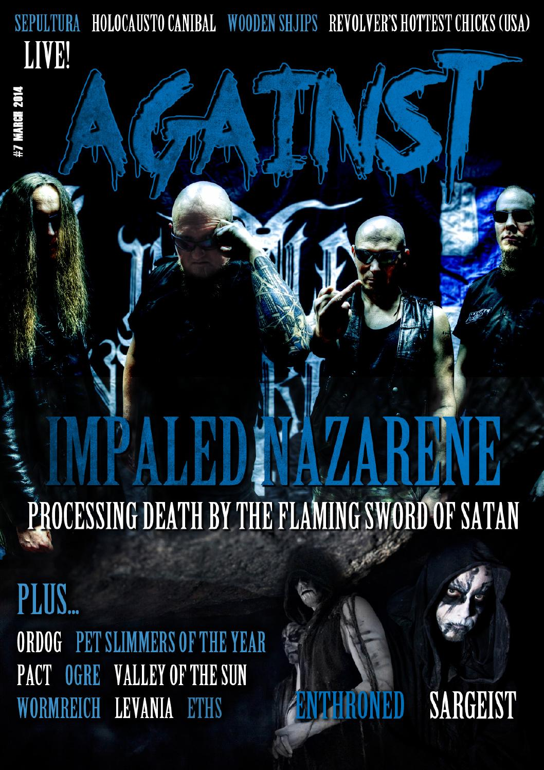 Against Magazine #7 (March 2014)