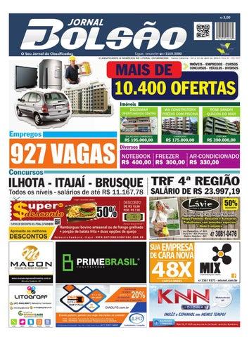 557 by Bolsão Jornal - issuu e04a5e1e38870