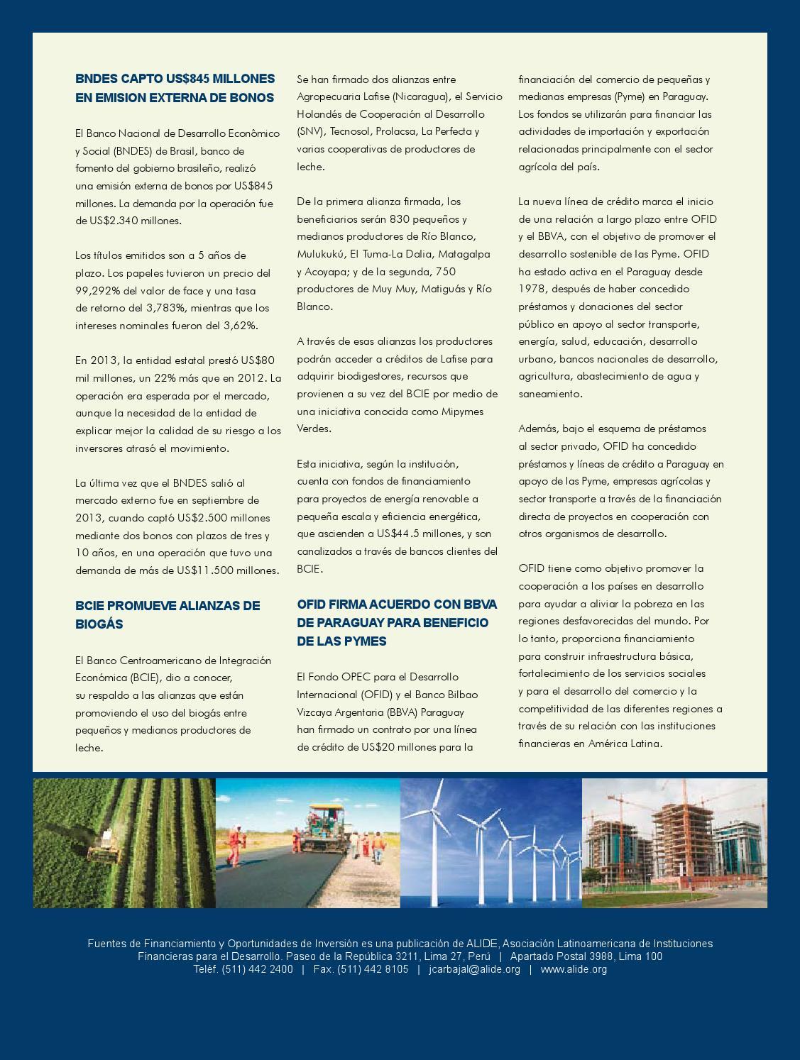 fd02577fb9 Revista Alide (enero-marzo 2014) by Publicaciones ALIDE - issuu