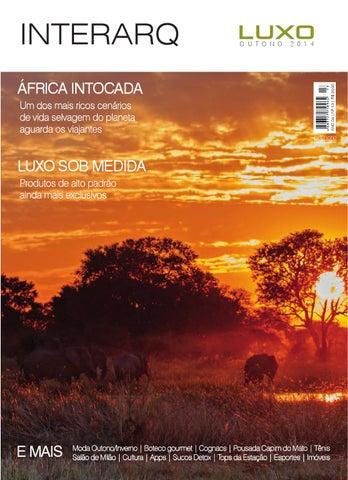44b78c4da8e Revista InterArq Luxo Outono 2014 by Revista InterArq - issuu