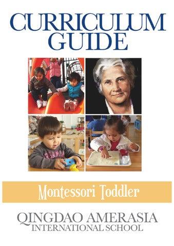 Montessori Childrens House Toddler Curriculum By Qingdao Amerasia